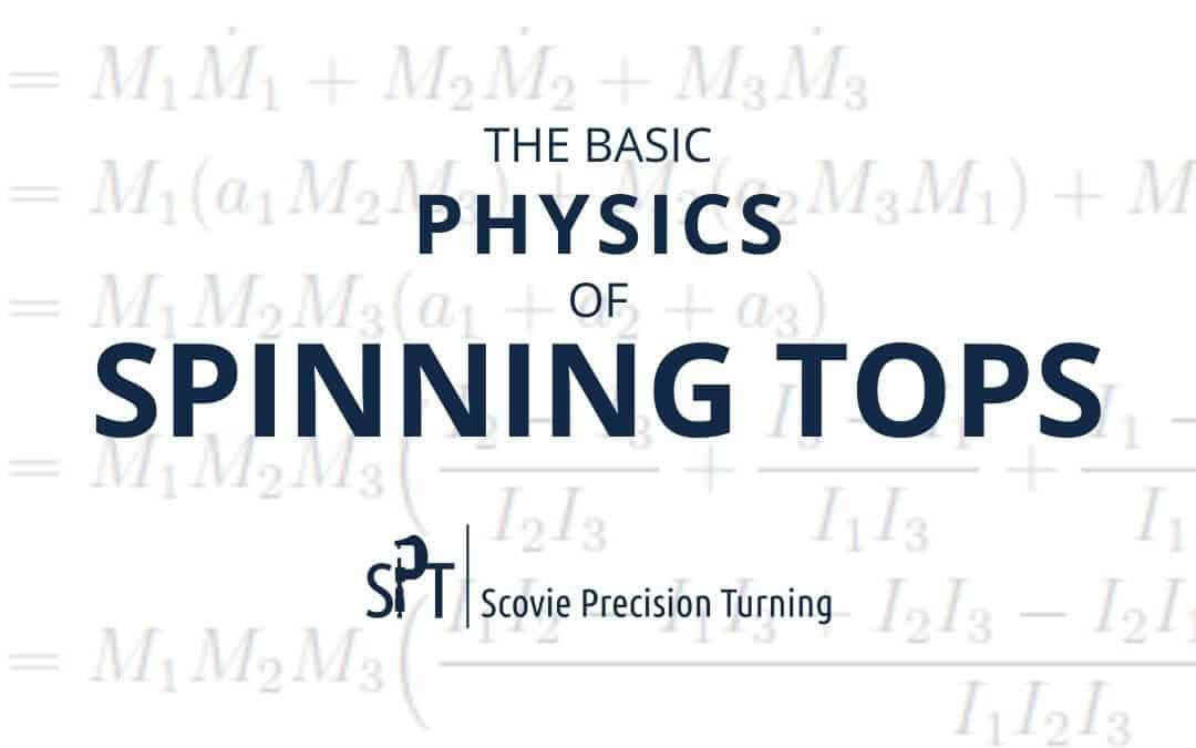 The basic physics of spinning tops