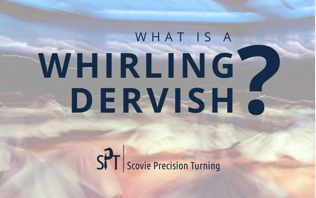Whirling dervishes and what they have to do with spinning tops
