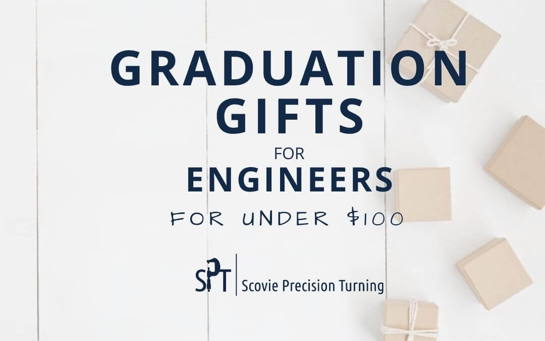 Graduation gifts for engineers under $100 – the best gift ideas for PhDs, masters students, and undergrads