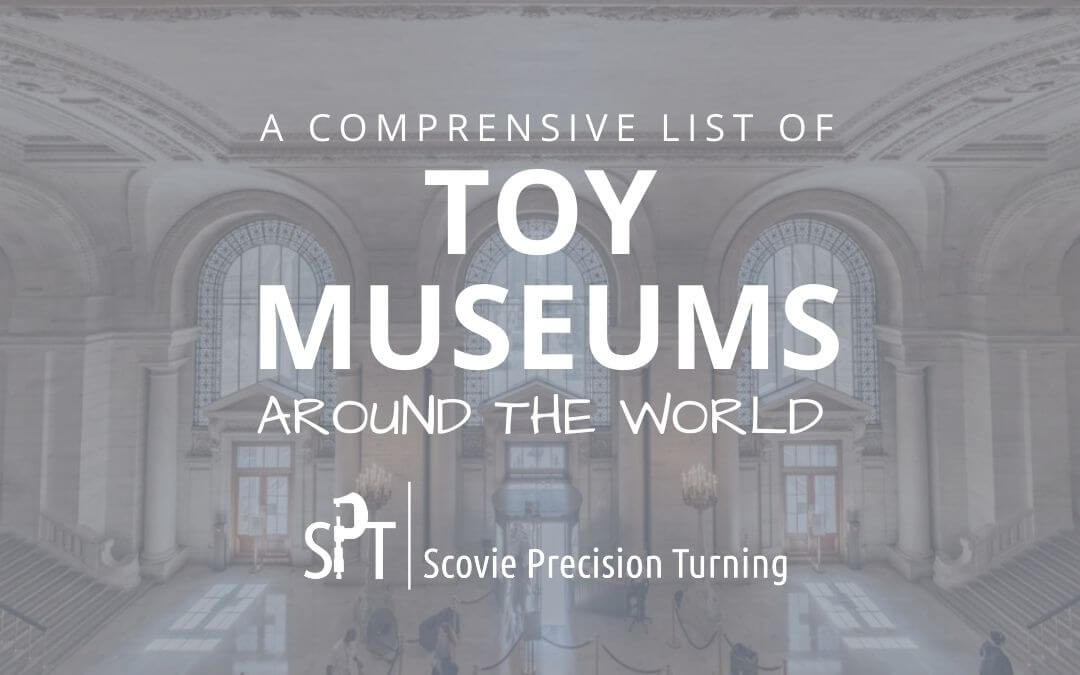 Toy museum and spinning top museum list